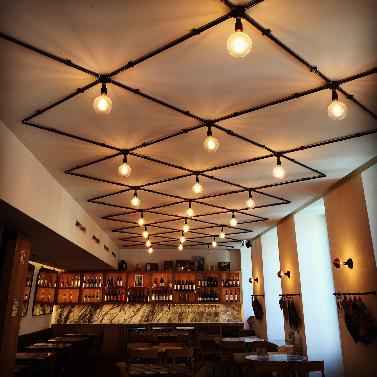 Old projects new challenges#synapse #filamento #lighting_design #riscoarq #manoamano #gruposushicafé